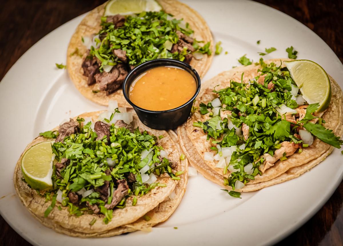 Street-Style Tacos