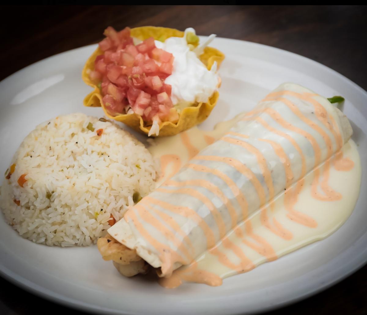 Three Way Burrito